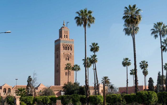 Меден месец в Мароко