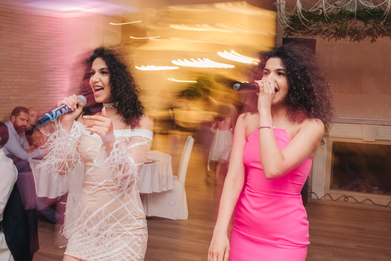 Стилна сватба в Голф Клуб Света София