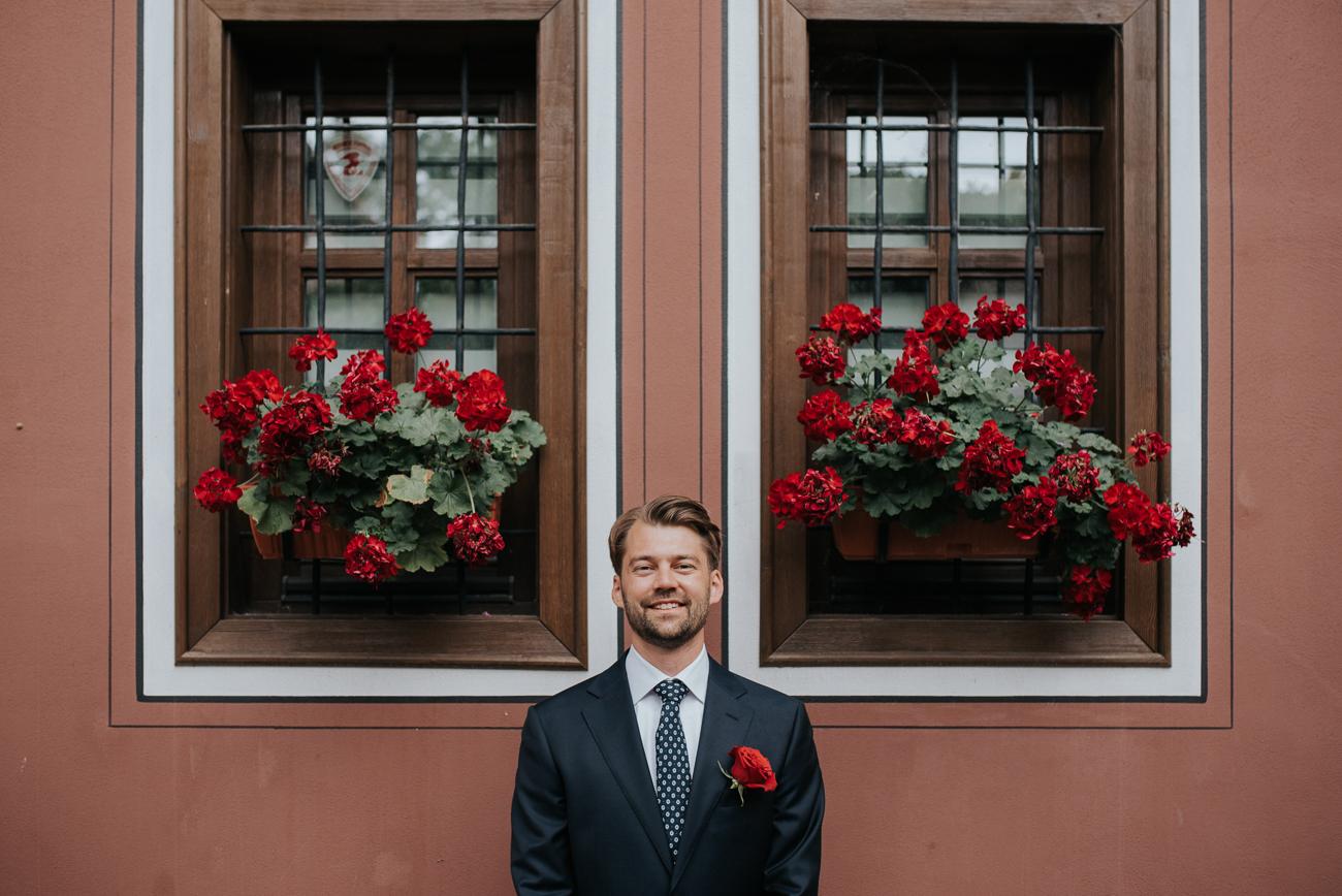 Сватбена фотосесия в Пловдив